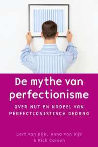 cover boek de mythe van perfectionisme