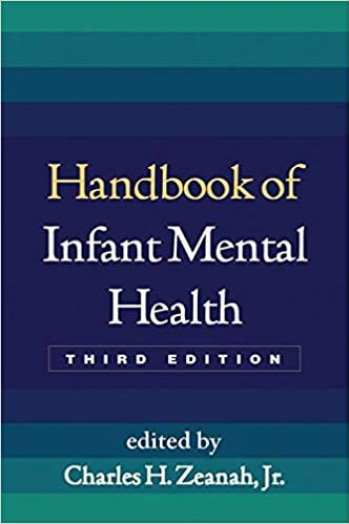 cover of handbook of infant health