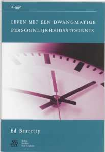 cover book leven met een dwangmatige persoonlijkheidsstoornis