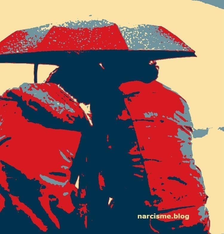 samen onder de paraplu narcisme.blog Het eren van een overvloedige geheel andere 'Ik zal er zijn.'