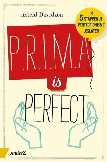 cover boek prima is perfect