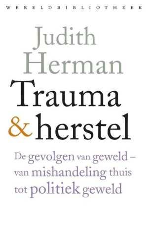 cover book trauma en herstel