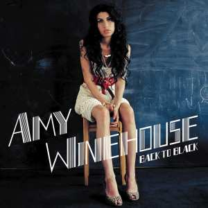 cover foto Amy Winehouse Back to black