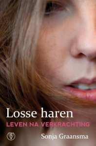 foto van de cover van het boek Losse haren leven na verkrachting