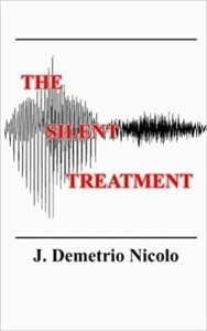 foto van de cover van het boek The Silent Treatment Demetrio