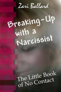 breakingup with a narcissist