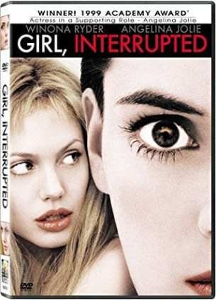 girl interrupted dvd movie
