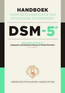 handboek DSM 5