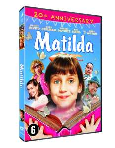 cover dvd Matilda