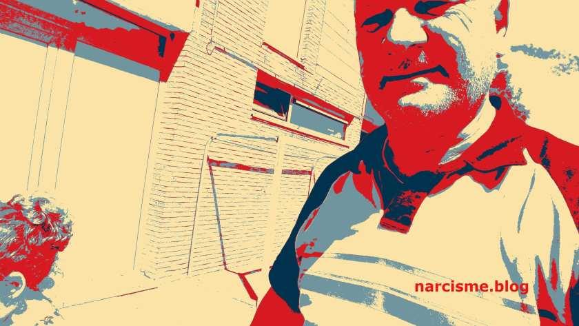 speelplaats met man narcisme blog