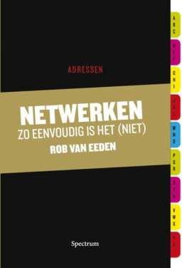 netwerken zo eenvouding is het niet cover book