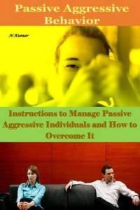 cover book passive agressive behavior