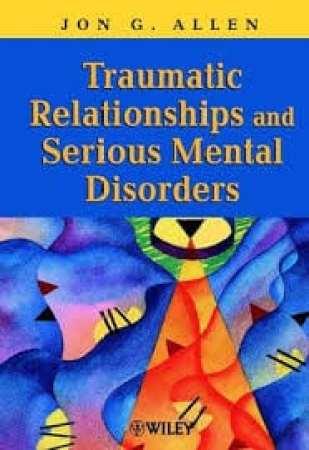 traumatic Jon Allen cover book