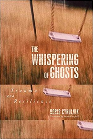foto cover book the whispering ghost