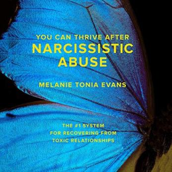 foto cover book You can trive after narcissistic abuse