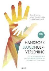 cover boek handboek jeugdhulpverlening