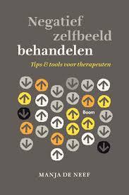 cover boek met veel pijltje over negatief zelfbeeld behandelen