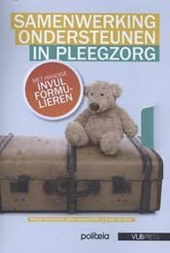 cover boek samenwerking ondersteuning in pleegzorg