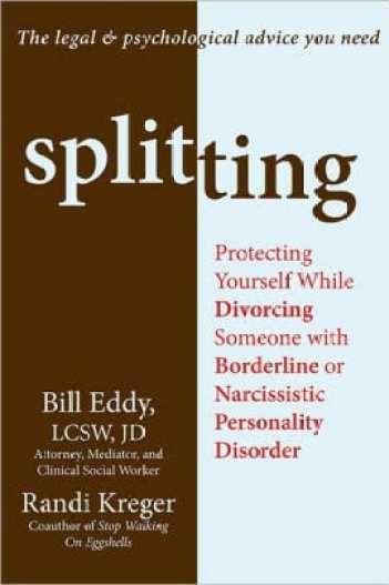 bescherm jezelf terwijl je scheidt van iemand met narcistische persoonlijkeheidsstoornis