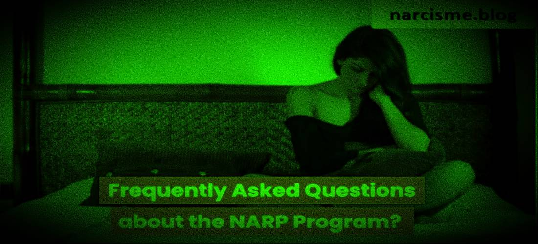 Frequently asked questions voor narcisme.blog
