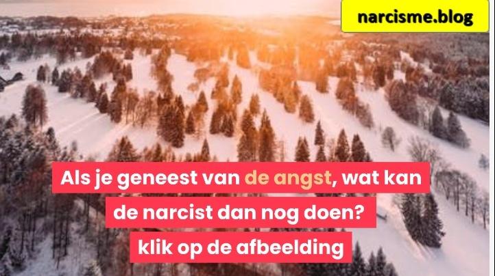 bos van uit vliegtuig voor narcisme.blog