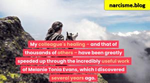in de wolken voor narcisme.blog