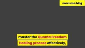 Quanta Freedom Healing methode