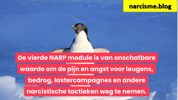 pinguin voor narcisme.blog