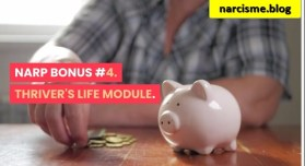 spaarvarkentje voor narcisme.blog