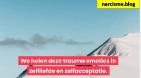 traumaband ontwikkelen met de narcist