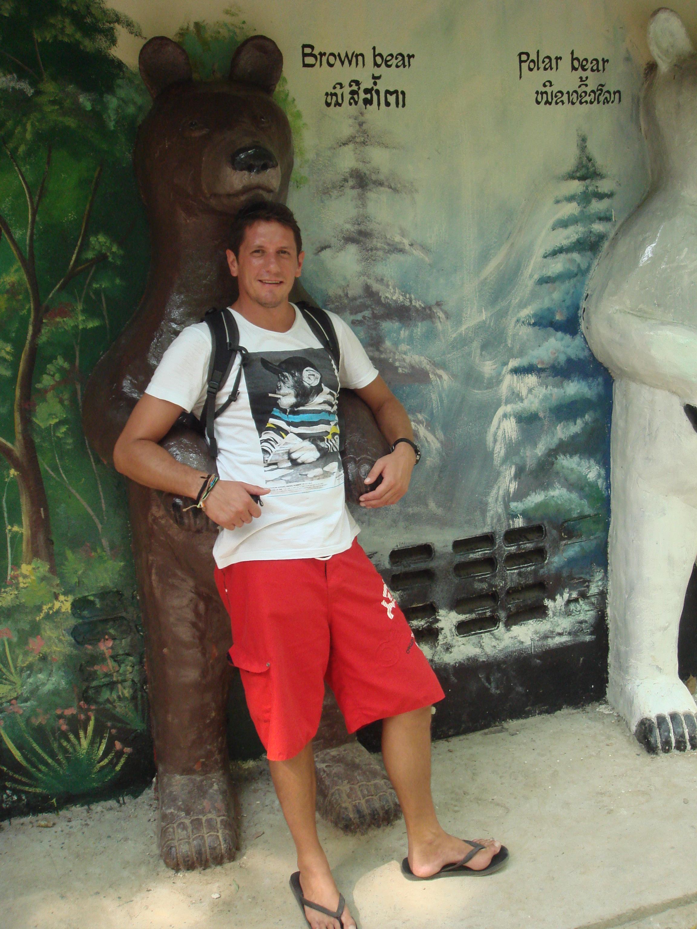 Travel Journal - The 2 bears