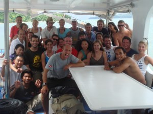 Diving Thailand - Similian Island Liveaboard