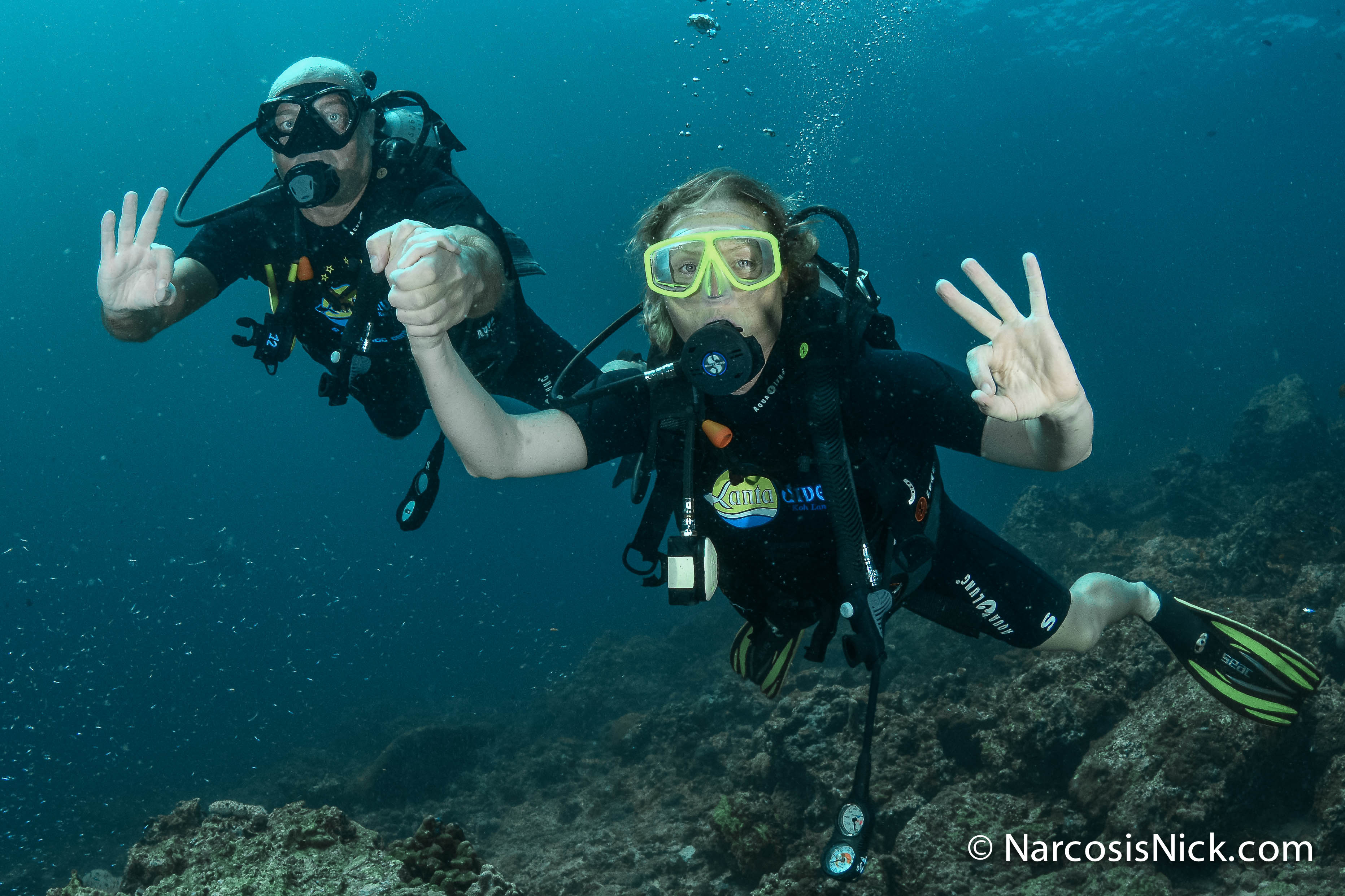 Dived - Potriat Photography - My Day job - Narcosis Nick