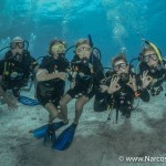 Choosing an Underwater Camera - D7100 - Wideangle Fitting everyone in