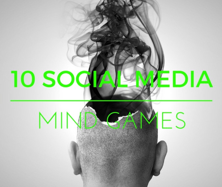 10 Social Media Mind Games – Knowing the Narcissist : HG Tudor