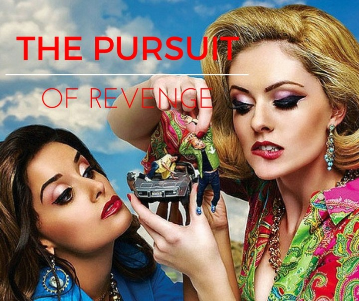 The Pursuit of Revenge – Knowing the Narcissist : HG Tudor