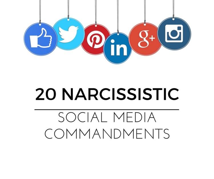 20-narcissistic
