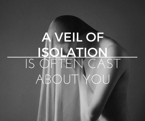 a-veil-of-isolation