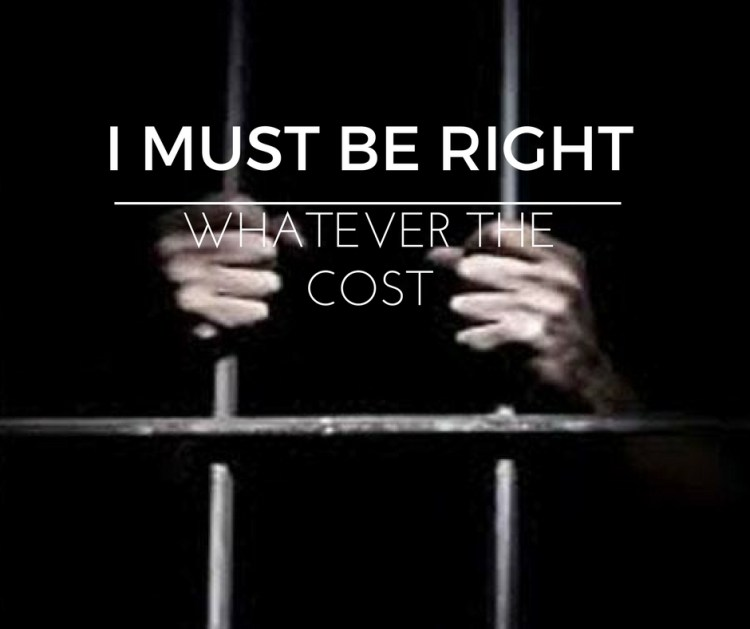 i-must-be-right
