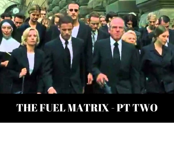 THE FUEL MATRIX - PT TWO