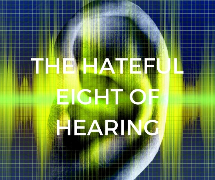 THE HATEFULEIGHT OFHEARING