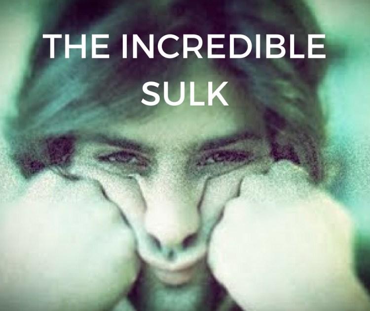 THE INCREDIBLESULK