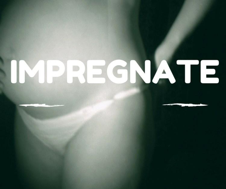 IMPREGNATE