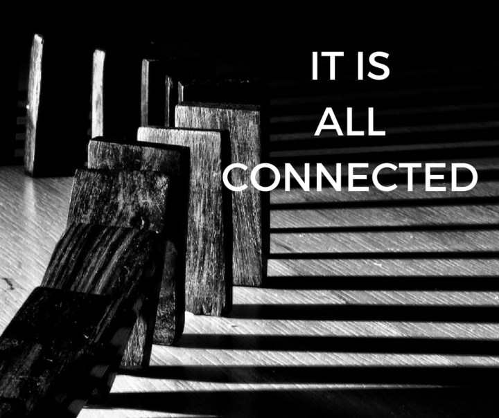 IT ISALLCONNECTED