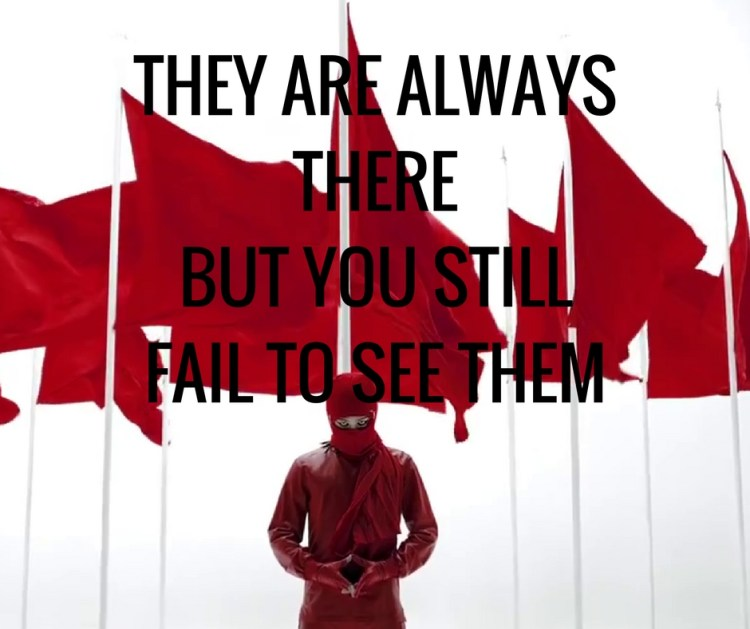 THEY ARE ALWAYSTHEREBUT YOU STILLFAIL TO SEE THEM