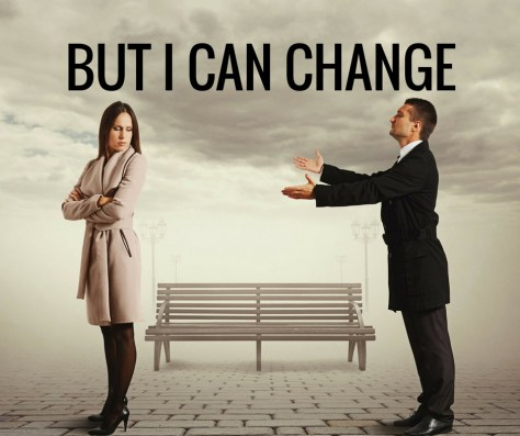 BUT I CAN CHANGE