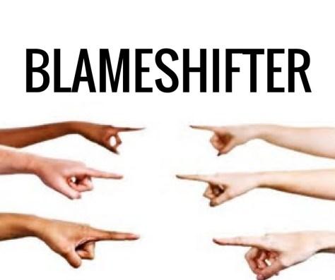 BLAMESHIFTER