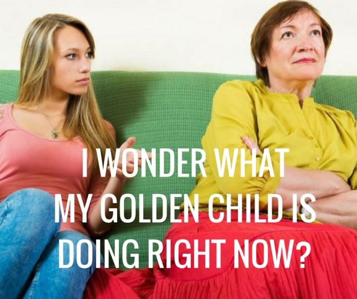 I WONDER WHATMY GOLDEN CHILD