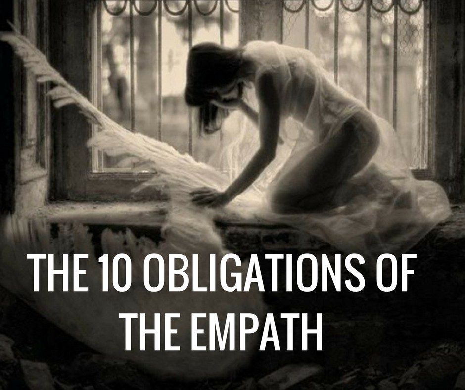 The Ten Obligations of the Empath – Knowing the Narcissist