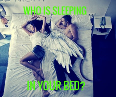 WHO IS SLEEPING